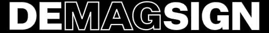 DeMagSign logo